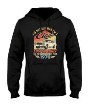 Classic Car - 50 Years Old Matching Birthday Tee  Hooded Sweatshirt thumbnail