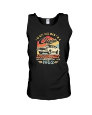 Classic Car - 58 Years Old Matching Birthday Tee  Unisex Tank thumbnail