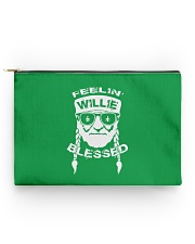Feeling Willie Blessed St Patrick's Day Accessory Pouch - Standard front