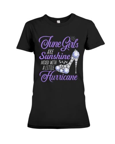 June Girls Are Sunshine Mixed With Hurricane