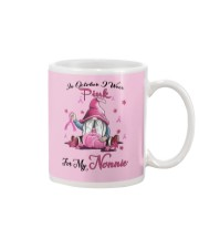 In October I Wear Pink For My Nonnie Mug thumbnail