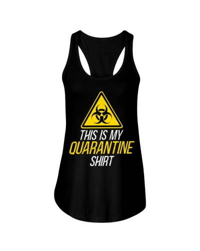 This is My Quarantine Shirt Quarantine Biohazard