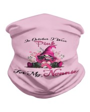 In October I Wear Pink For My Nonnie Gnome  Neck Gaiter thumbnail