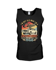 Classic Car - 60 Years Old Matching Birthday Tee  Unisex Tank thumbnail