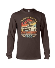 Classic Car - 60 Years Old Matching Birthday Tee  Long Sleeve Tee tile
