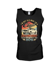 Classic Car - 41 Years Old Matching Birthday Tee  Unisex Tank thumbnail
