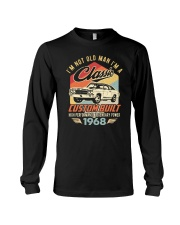 Classic Car - 52 Years Old Matching Birthday Tee  Long Sleeve Tee tile