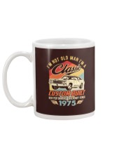 Classic Car - 45 Years Old Matching Birthday Tee Mug back