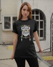 Feeling Willie Lucky Irish Flag St Patrick's Day Classic T-Shirt apparel-classic-tshirt-lifestyle-19