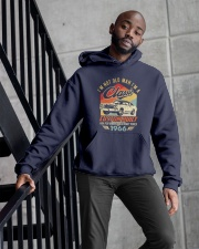 Classic Car - 54 Years Old Matching Birthday Tee  Hooded Sweatshirt apparel-hooded-sweatshirt-lifestyle-front-10