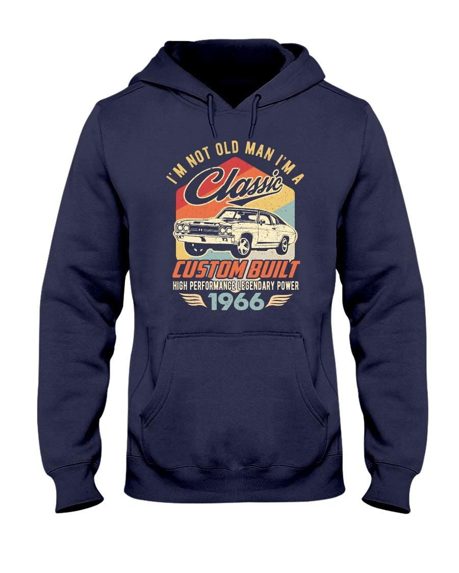 Classic Car - 54 Years Old Matching Birthday Tee  Hooded Sweatshirt