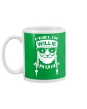 Feeling Willie Drunk St Patrick's Day Mug back