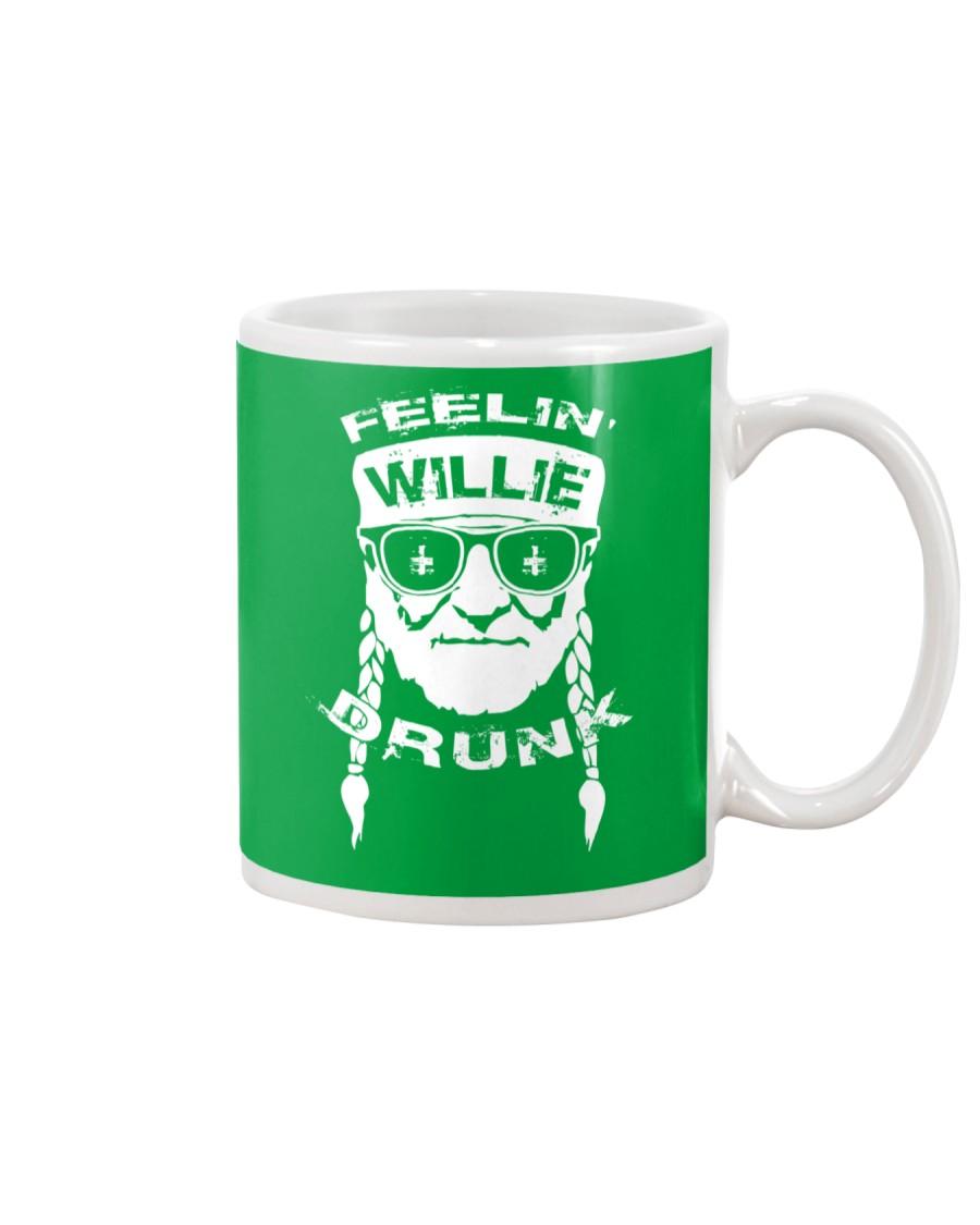 Feeling Willie Drunk St Patrick's Day Mug