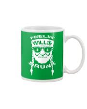 Feeling Willie Drunk St Patrick's Day Mug front