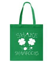 Shake Your Shamrock - St Patrick's Day Accessories Tote Bag tile