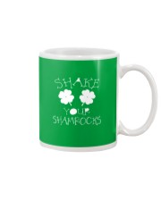 Shake Your Shamrock - St Patrick's Day Accessories Mug front