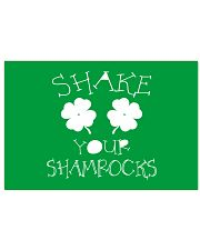 Shake Your Shamrock - St Patrick's Day Accessories Horizontal Poster tile