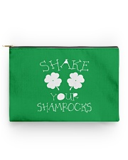 Shake Your Shamrock - St Patrick's Day Accessories Accessory Pouch tile