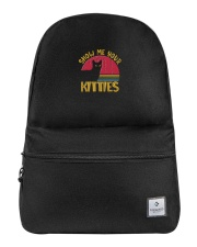 Show Me Your Kitties Cat Lover Accessories Backpack thumbnail