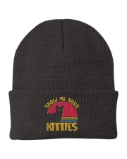 Show Me Your Kitties Cat Lover Accessories Knit Beanie thumbnail