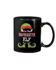 I'm The Baybesister Elf Matching Family Christmas  Mug thumbnail