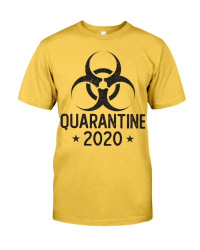 Quarantine 2020 Biohazard Community Awareness