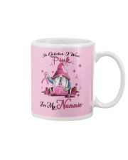 In October I Wear Pink For My Nannie Mug thumbnail