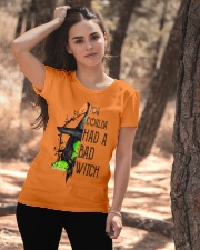 You Coulda Had A Bad Witch Funny Ladies T-Shirt apparel-ladies-t-shirt-lifestyle-06