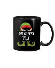 I'm The Daughter Elf Matching Family Christmas Mug thumbnail