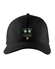 If You Like My Shamrocks - St Patrick's Day  Embroidered Hat thumbnail