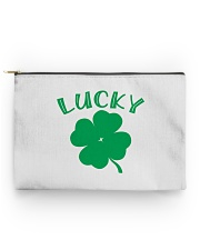 Lucky Shamrock  St Patrick's Day Accessories Accessory Pouch - Standard thumbnail