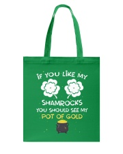 If You Like My Shamrocks - Accessories Tote Bag thumbnail