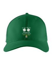 If You Like My Shamrocks - Accessories Embroidered Hat front