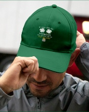 If You Like My Shamrocks - Accessories Embroidered Hat garment-embroidery-hat-lifestyle-01