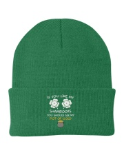 If You Like My Shamrocks - Accessories Knit Beanie thumbnail