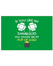 If You Like My Shamrocks - Accessories Horizontal Poster tile