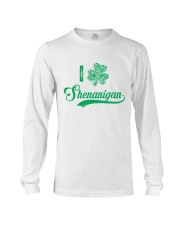 Shenanigan Irish Green Shamrock St Patrick's Day Long Sleeve Tee thumbnail