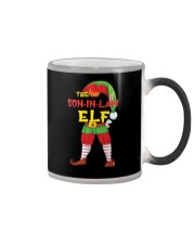 The Son-In-Law Elf Matching Family Color Changing Mug thumbnail