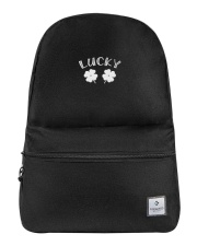 Lucky Shamrock - St Patrick's Day Accessories Backpack thumbnail