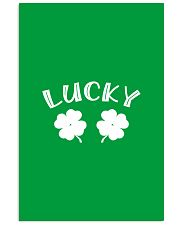 Lucky Shamrock - St Patrick's Day Accessories 11x17 Poster thumbnail