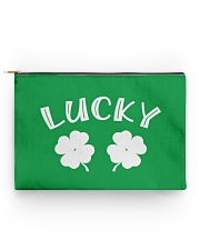 Lucky Shamrock - St Patrick's Day Accessories Accessory Pouch - Standard thumbnail