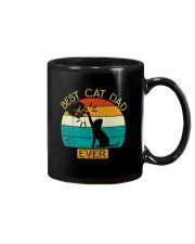 Best Cat Dad Ever - Vintage Father Daddy's Gift Mug thumbnail
