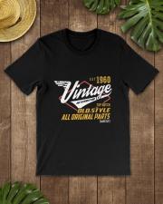 Vintage 1960 Age To Perfection Original Parts Premium Fit Mens Tee lifestyle-mens-crewneck-front-18