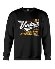 Vintage 1960 Age To Perfection Original Parts Crewneck Sweatshirt thumbnail