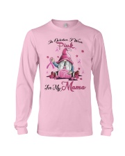 In October I Wear Pink For My Mama  Long Sleeve Tee thumbnail