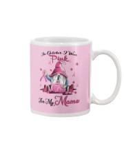 In October I Wear Pink For My Mama  Mug thumbnail
