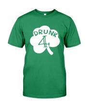 Feeling Drunk 4 Irish Green Shamrock -Unisex Shirt Premium Fit Mens Tee thumbnail
