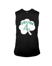 Feeling Drunk 4 Irish Green Shamrock -Unisex Shirt Sleeveless Tee thumbnail