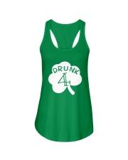 Feeling Drunk 4 Irish Green Shamrock -Unisex Shirt Ladies Flowy Tank thumbnail
