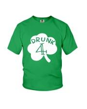 Feeling Drunk 4 Irish Green Shamrock -Unisex Shirt Youth T-Shirt thumbnail